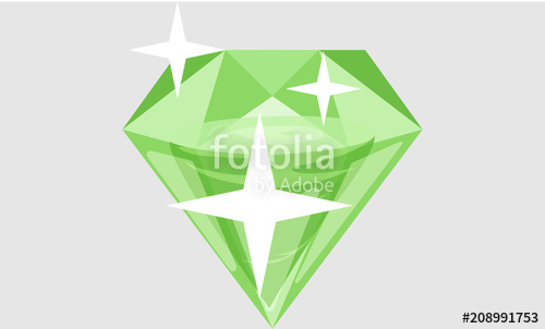 500x302 Diamante Verde Stock Image And Royalty Free Vector Files On