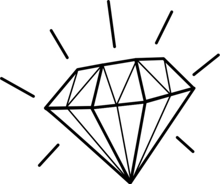 439x368 Diamante Free Vector Download (7 Free Vector) For Commercial Use