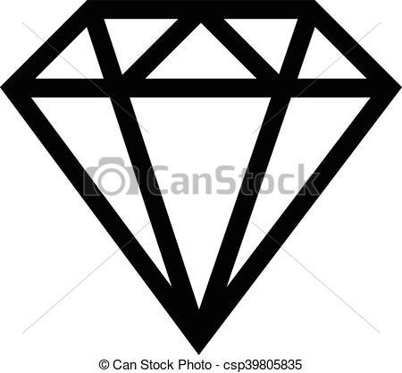450x417 Logotipo, Diamante, Vector.