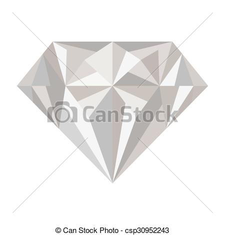 450x470 Diamante, Vector.