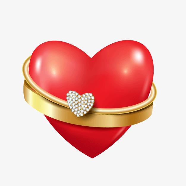 626x626 Vector Diamond Heart, Diamond Vector, Heart Vector, Diamond Png