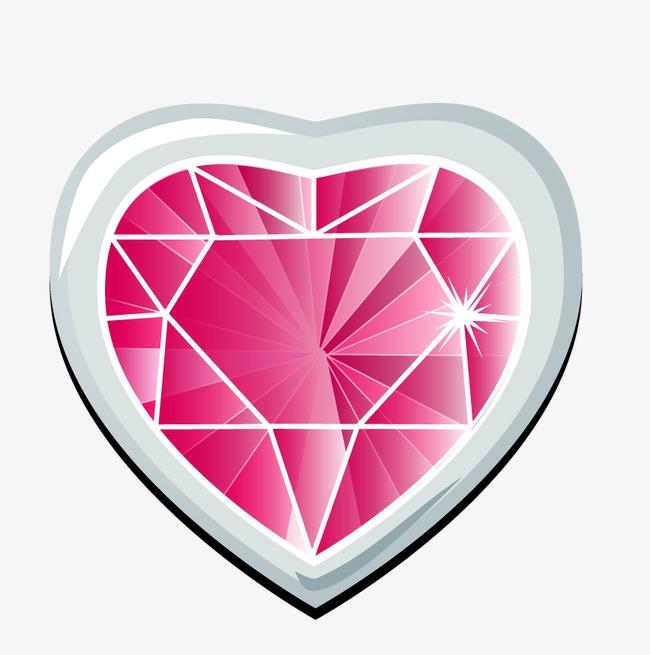 650x655 Diamond Hearts, Hearts, Diamond Heart, Gemstone Hearts Png And