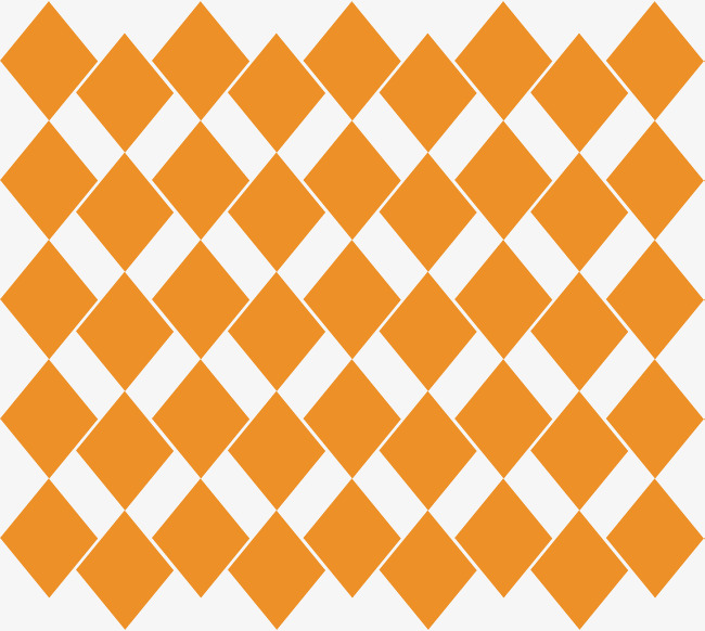 650x582 Orange Diamond Pattern, Orange Vector, Diamond Vector, Pattern