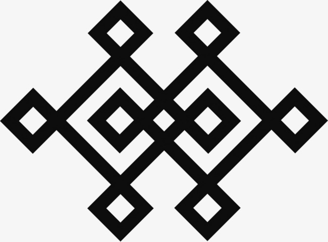 650x480 Black Diamond Pattern Vector, Chinese Style, Diamond, Pattern