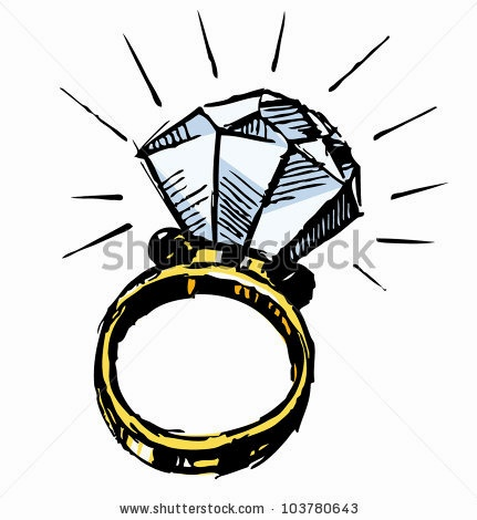 431x470 Diamond Ring Vector Free Download Beautiful Vector Beautiful Ring