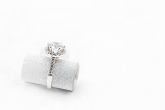 338x225 Diamond Ring Vector Free Download Elegant Diamond Ring Vectors S