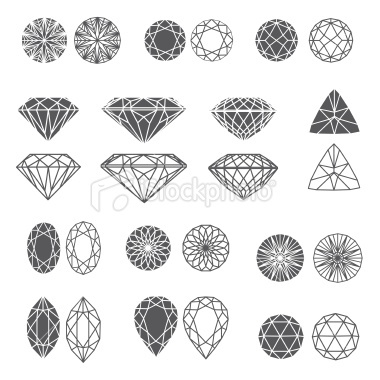 380x380 119 Best Diamonds Vector Images Free Diamond Vector