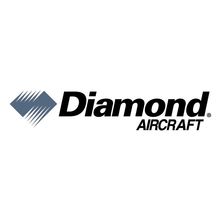 745x745 Diamond Aircraft Free Vector 4vector