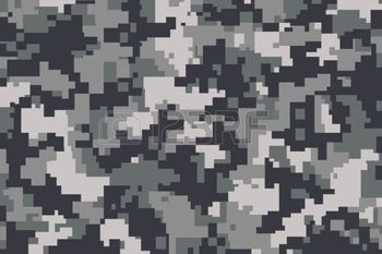 350x233 Digital Camouflage Vector Background Of Grey Digital Camoflage