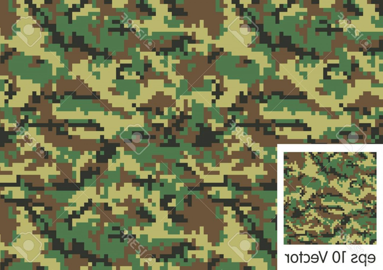 1560x1102 Photostock Vector Digital Camouflage Pattern Vector Geekchicpro