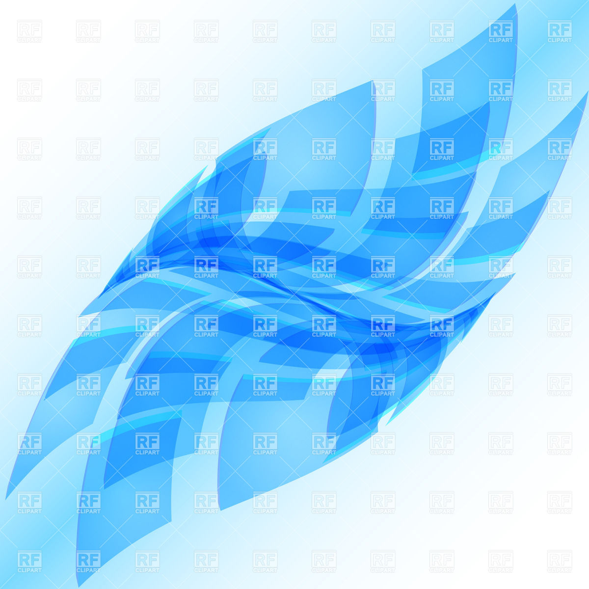 1200x1200 Abstract Blue Digital Background Vector Image Vector Artwork Of