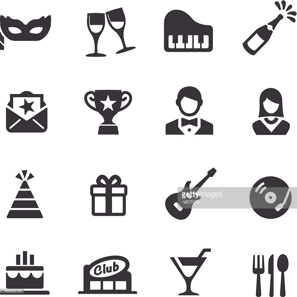 1024x1024 Dinner Party Icon Lovely Party And Dinner Icons Acme Series Vector