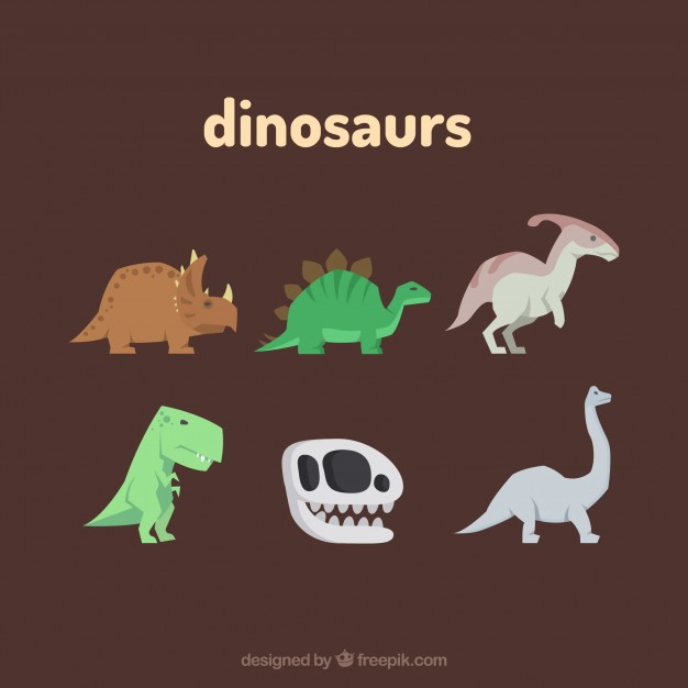 626x626 Dinosaur Skeleton Vectors, Photos And Psd Files Free Download