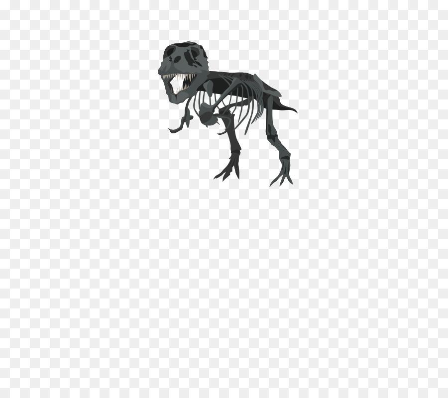900x800 Tyrannosaurus Triceratops Dinosaur Skeleton Clip Art