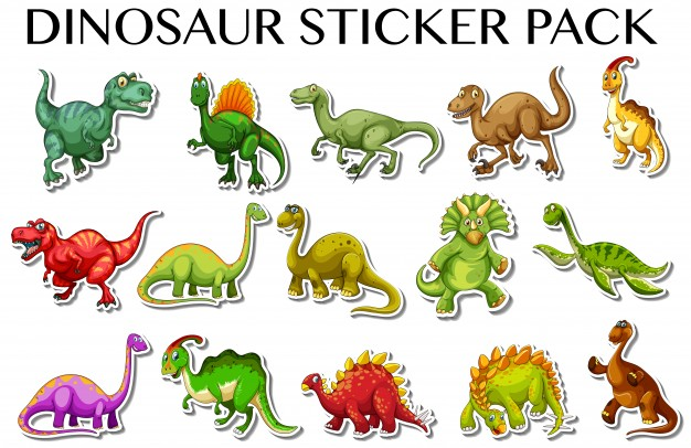 626x406 Dinosaur Vectors, Photos And Psd Files Free Download