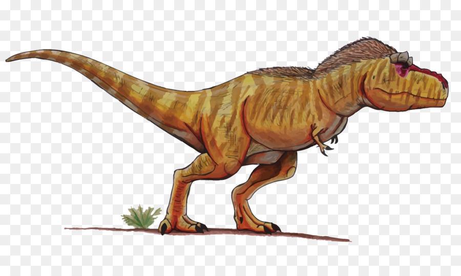 900x540 Tyrannosaurus Velociraptor Dinosaur