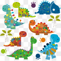 260x261 Dinosaur Vectors, 734 Graphic Resources For Free Download