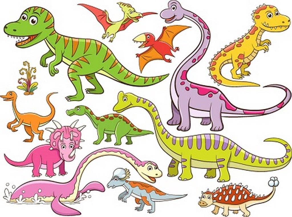 1024x761 12 Dinosaur Vector Free Download Ai Files