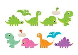 274x195 Free Cartoon Dinosaur Vectors Psd Files, Vectors Amp Graphics