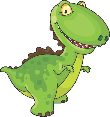 375x398 Cartoon Dinosaur Vector Free Dinosaurus In 2018