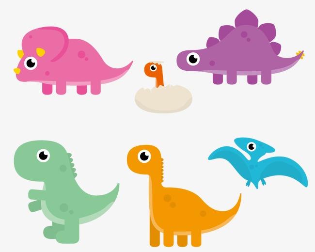 650x520 Cute Cartoon Dinosaur, Vector, Cartoon, Lovely Png And Vector For