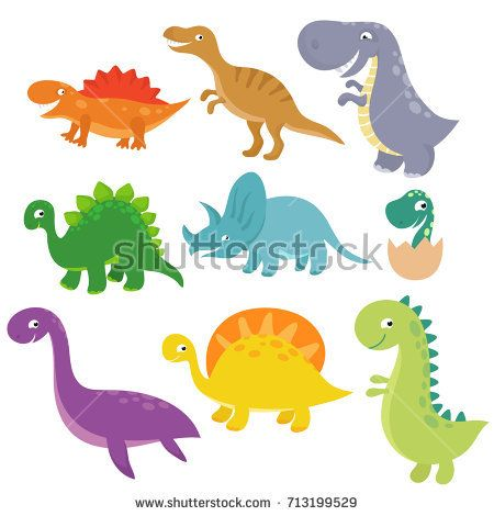 450x470 Dinosaurs Clipart Colorful Dinosaur ~ Frames ~ Illustrations ~ Hd