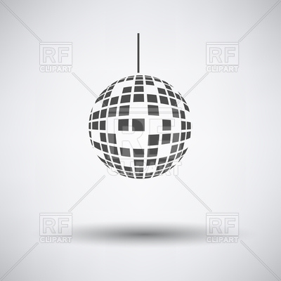 400x400 Disco Ball Icon Vector Image Vector Artwork Of Icons And Emblems