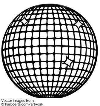 335x355 Download Party Disco Ball