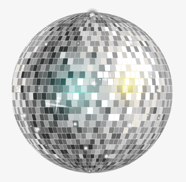 650x636 Grey Disco Ball Vector, Sphere, Gray, Disco Png And Vector For