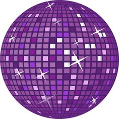 236x236 Mirror Disco Ball Vector Noche Del Recuerdo Disco