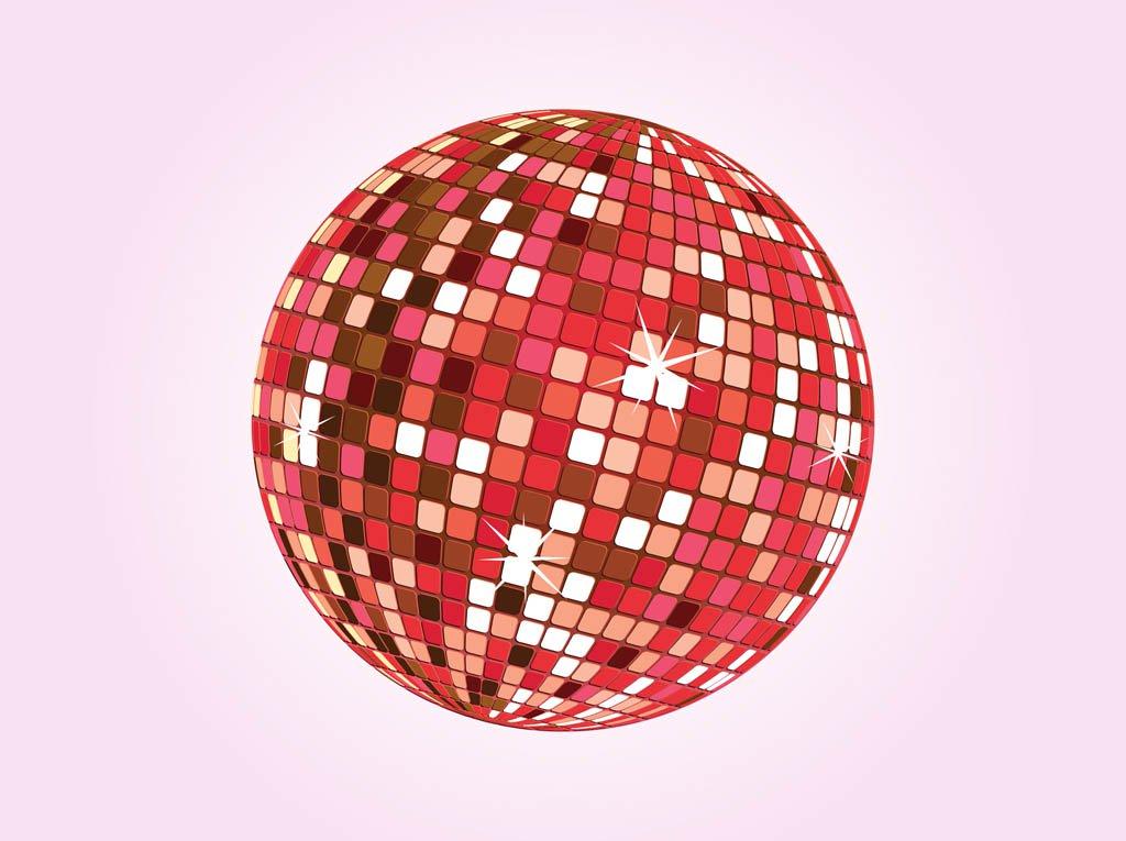 1024x765 Vector Disco Ball Vector Art Amp Graphics