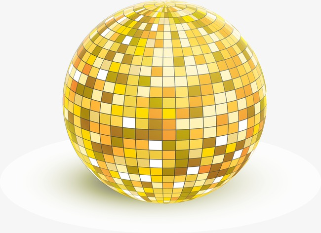 650x472 Colored Disco Ball Vector Material, Color, Disco, Ball Png And