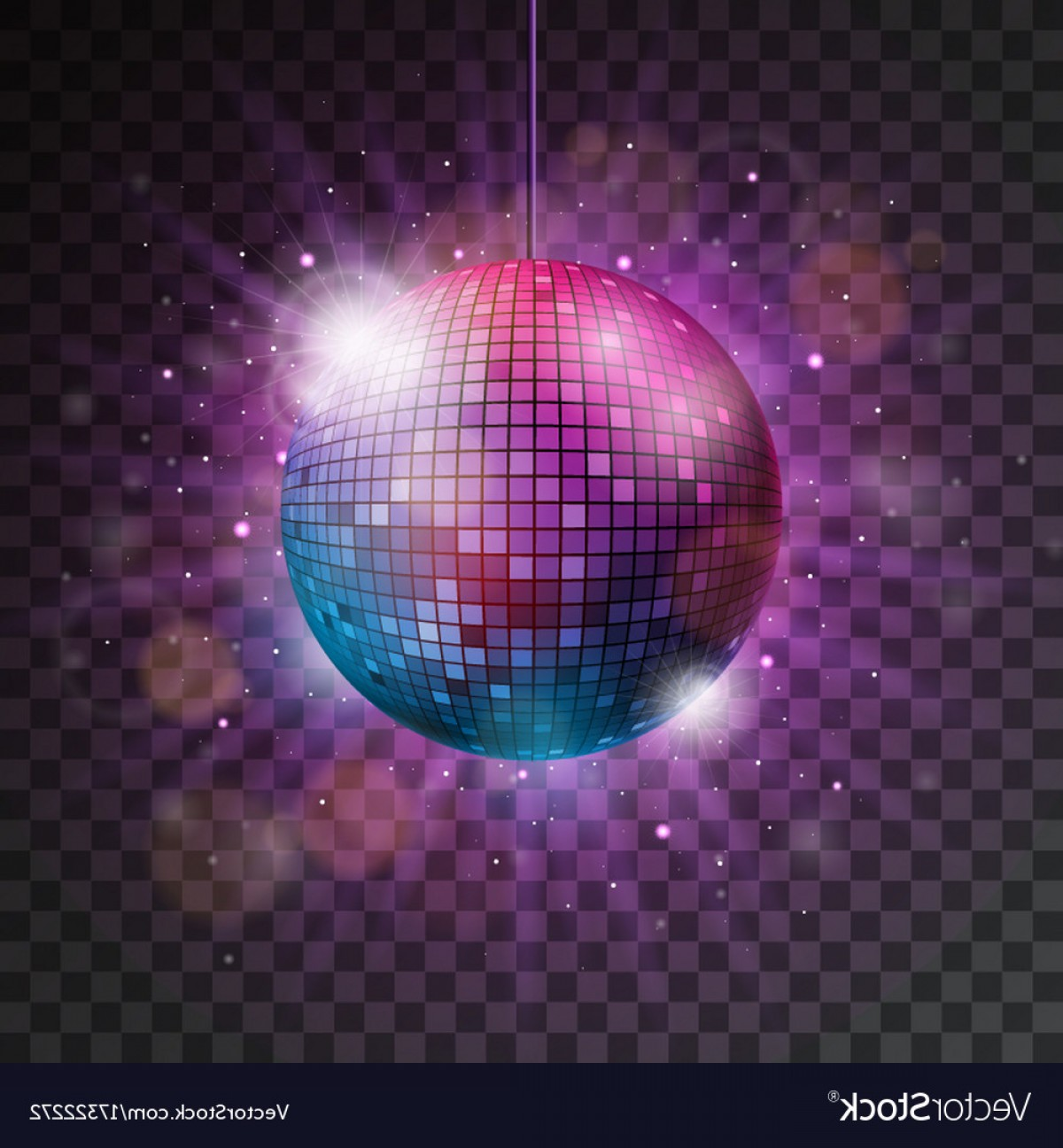 1200x1296 Shiny Disco Ball On A Transparent Background Vector Shopatcloth