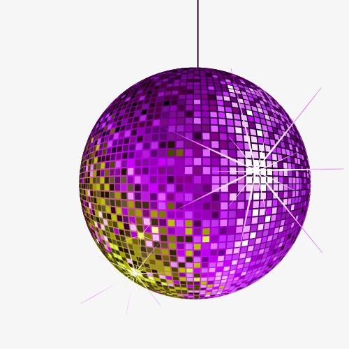 500x500 Disco Crystal Ball, Crystal Vector, Bright, Crystal Ball Png And
