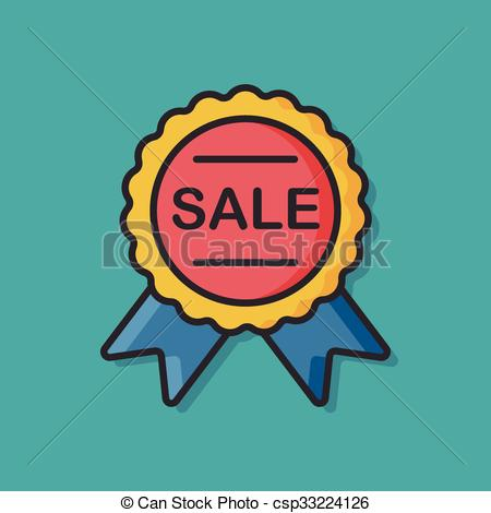 450x470 Sale Discount Vector Icon.