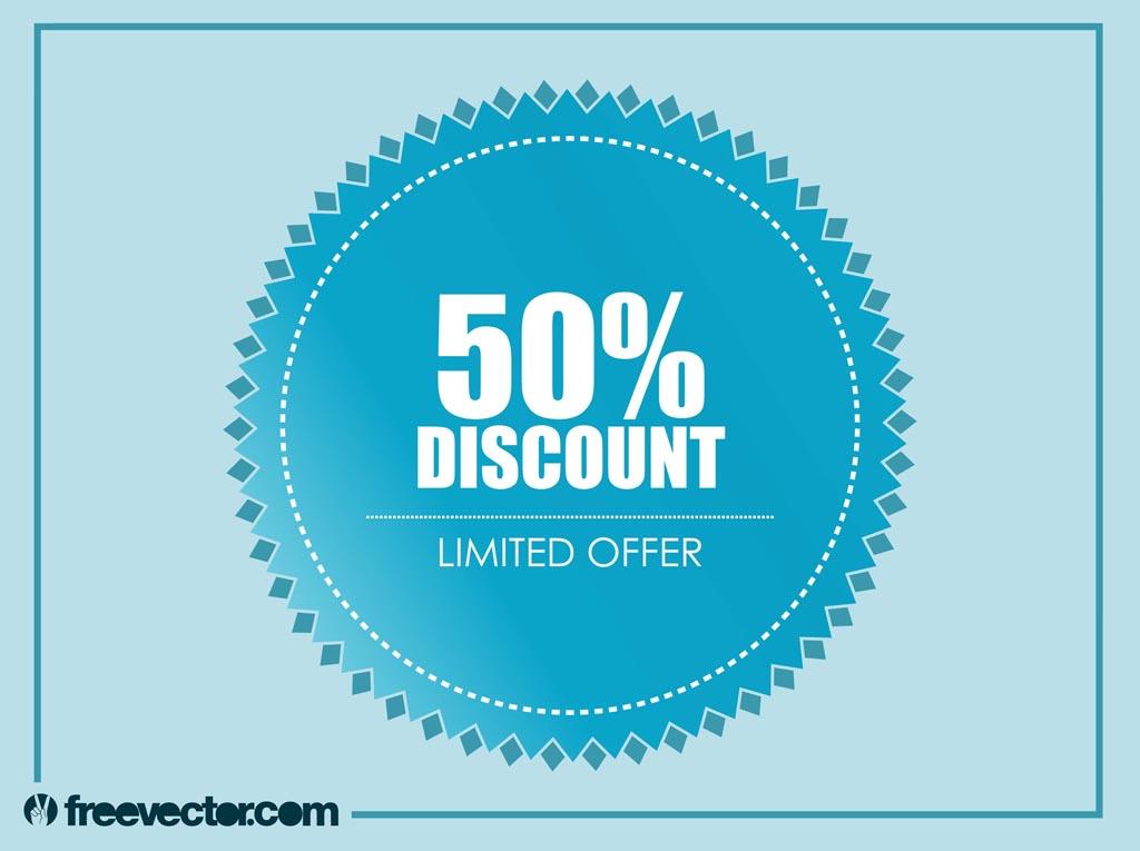 1024x765 Discount Badge Vector Vector Art Amp Graphics