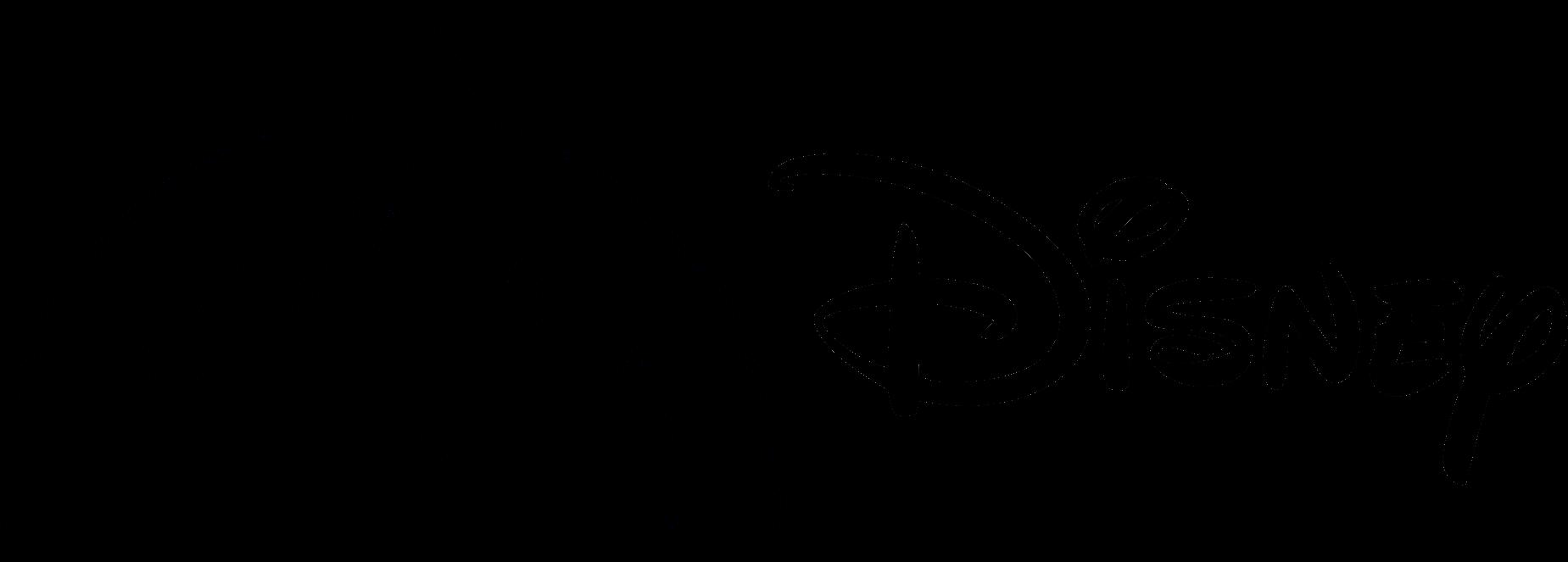 1849x663 Disney Disney Logo Icon Vector Free Download