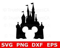 235x187 Disney Castle Svg Disney Monogram Svg Circle Monogram Svg