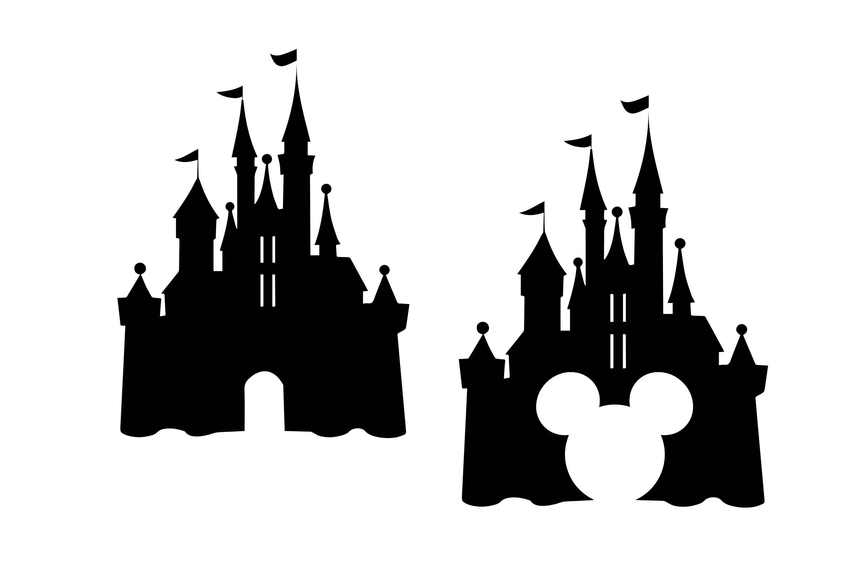 3000x2000 Disney Castle Svg Castle Clipart Disney Svg Disney Dxf Etsy