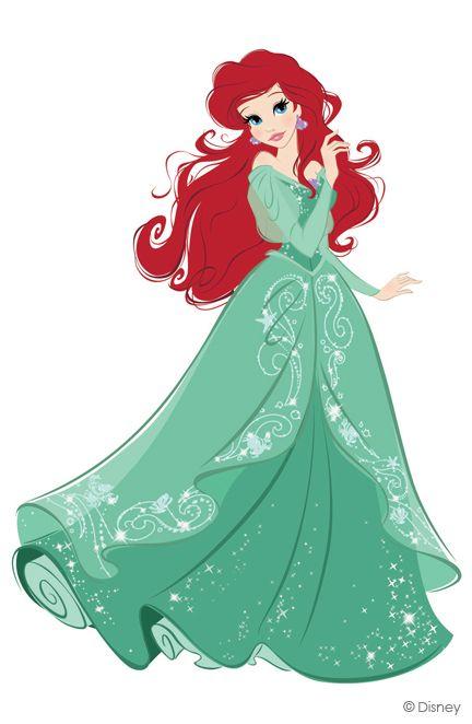 432x662 Princess Vector Art By Jenny Chung, Via Behance Disney
