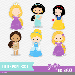 300x300 Baby Disney Princesses Clipart Free Images