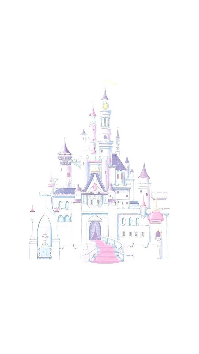 650x1155 Disney Castle Vector Disney Castle Vector Art