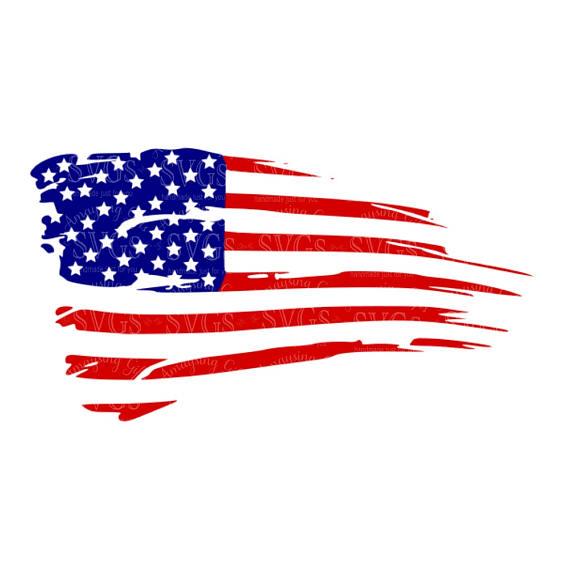 570x570 Distressed American Flag Svg Us Flag Svg Flag Decor Patriotic Svg
