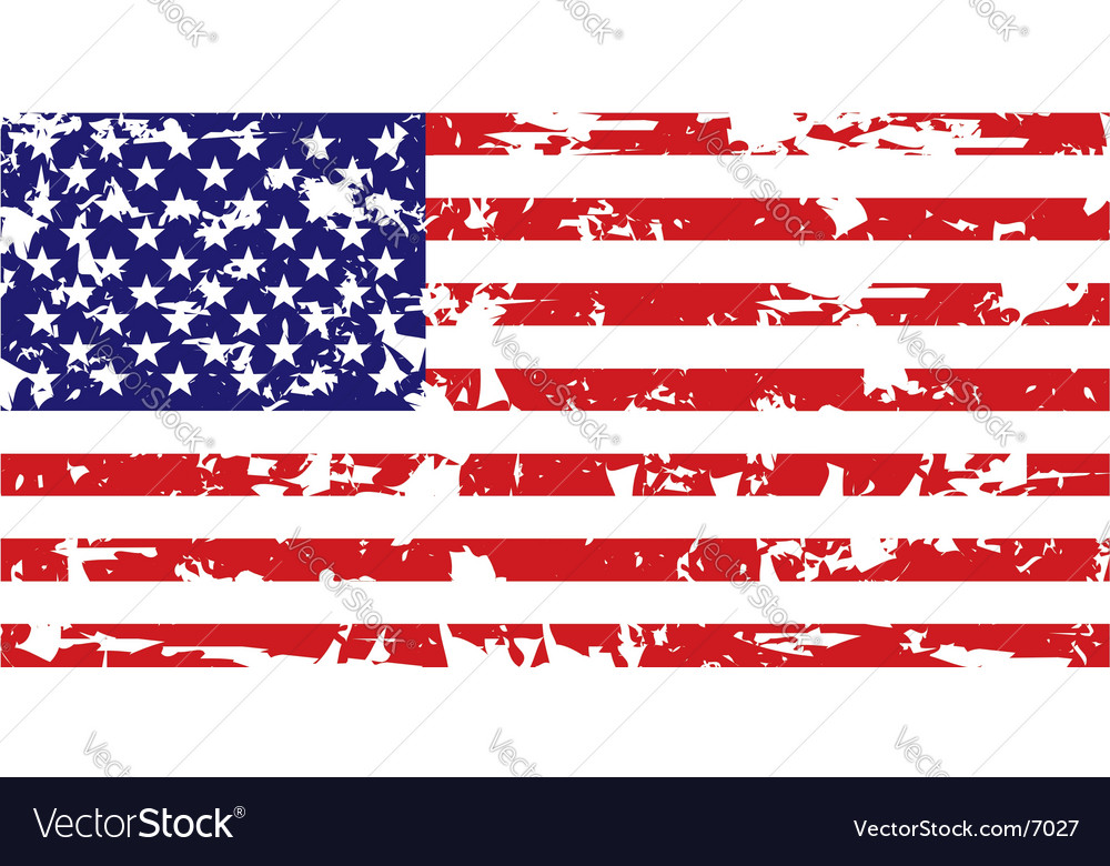 1000x780 Us Flag Vector Group With Items