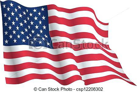 450x302 Usa Flag Vector Distressed Crazywind