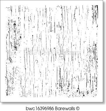 362x382 Art Print Of Vector Scratched Distress Overlay Barewalls Posters