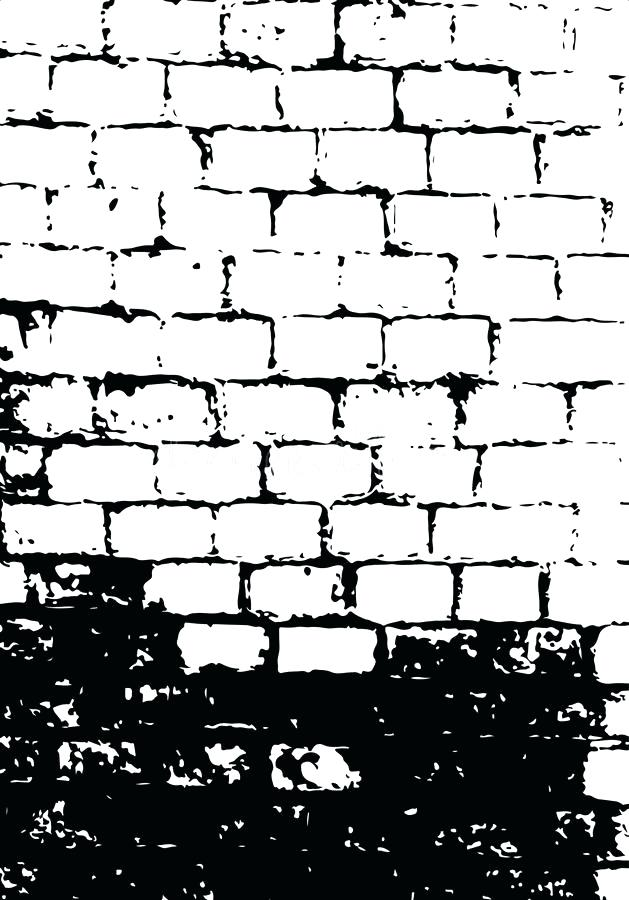 629x900 Brick Overlay Download Grunge Texture Of Old Brick Wall Distressed