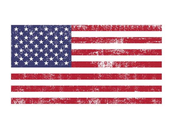 570x428 American Flag Grunge Us Flag Usa Flag Png Svg Scratched Etsy