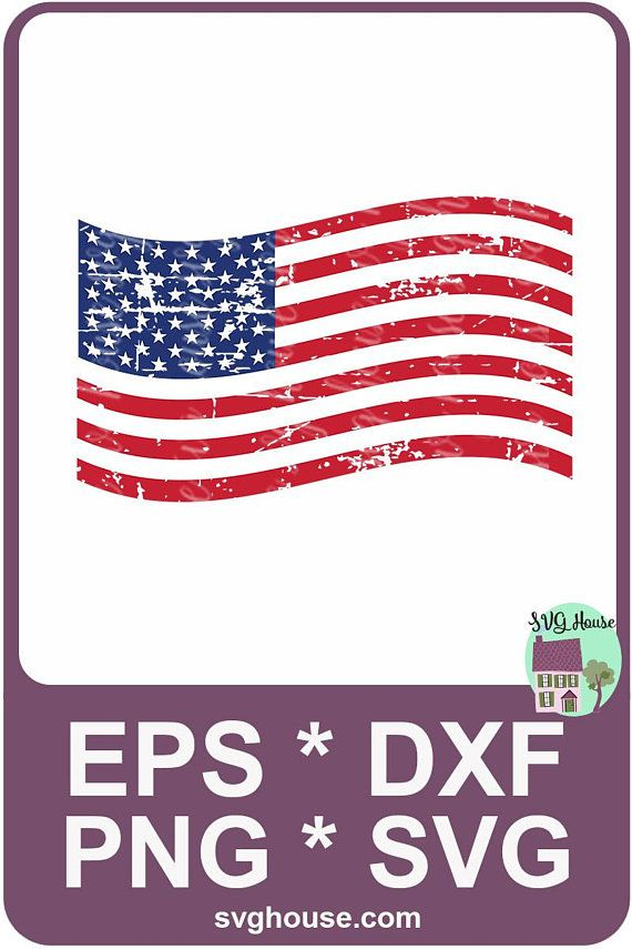 570x855 Distressed Us Flag Svg, Distressed Flag Svg, American Flag Svg, Us