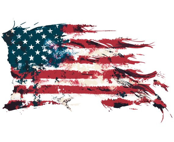 570x466 American Flag Usa American Patriotic Us Flag 4th Of Etsy